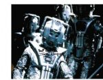Jeff Wayne Cyberman from classic Doctor Who hand signed autograph